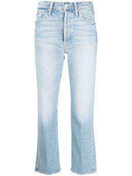 Mother укороченные джинсы The Tripper MOTH1566259G
