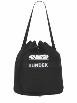 Рюкзак Из Неопрена С Принтом Sundek 73IDOE015-MDA00