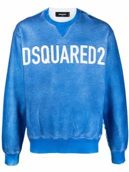 Dsquared2 толстовка с логотипом S74GU0538S25042
