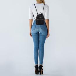Kate Spade Black Nylon Mini Bradley Backpack 427221