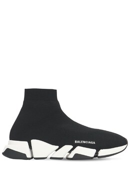Speed 2.0 Knit Sport Sneakers Balenciaga 73IROW031-MTAxNQ2