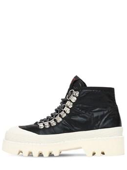 Ботинки Из Нейлона 40мм Proenza Schouler 74I82B017-OTk50