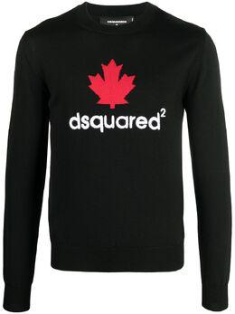 Dsquared2 джемпер с вышитым логотипом S74HA1195S17786
