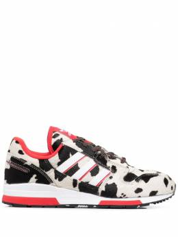 Adidas ZX 420 animal-print low-top sneakers FY3662