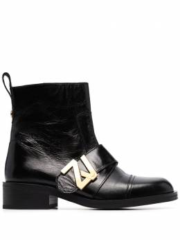 Zadig & Voltaire Empress ankle leather boots SKAA1706F