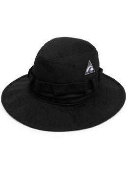 Jil Sander широкополая шляпа с вышивкой JPPS590111WS241900