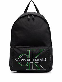 Calvin Klein Jeans рюкзак с вышитым логотипом K50K506346