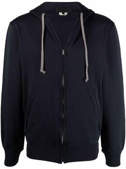Comme Des Garcons Homme Deux zipped long-sleeve hoodie DGT016051