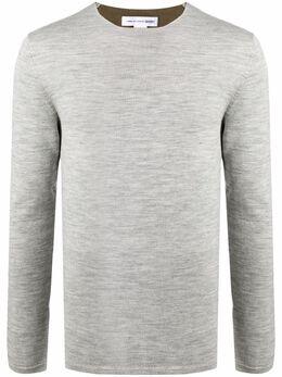 Comme Des Garcons Shirt round-neck jumper FGN008
