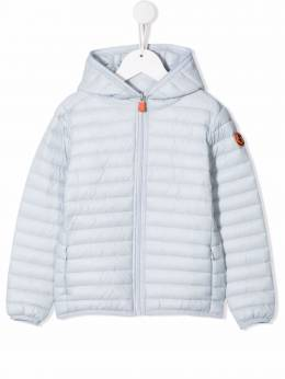 Save The Duck Kids zip-up padded jacket J32310GGIGA12