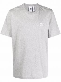 Adidas embroidered-logo cotton T-Shirt GN3414