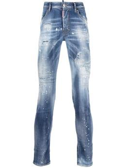 Dsquared2 джинсы скинни S74LB0995S30708