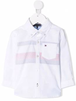 Tommy Hilfiger Junior stripe-print shirt KB0KB06491