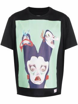Charles Jeffrey Loverboy футболка Artwork CJLSS21AT