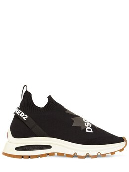 Кроссовки Run Ds2 Leaf Dsquared2 74IGH4030-TTA2Mw2