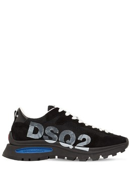 Кроссовки Run Ds2 Logo Dsquared2 74IGH4024-TTY1MQ2