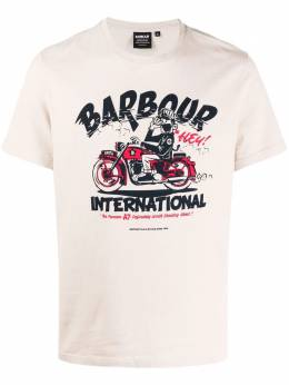 Barbour graphic-print T-shirt MTS0833MTS