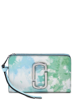 Marc Jacobs The Snapshot tie-dye compact wallet S114L01PF21401