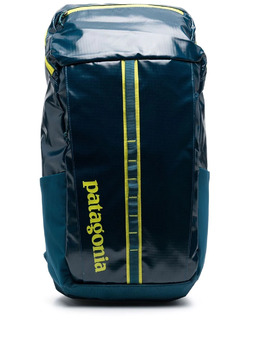 Patagonia logo print backpack 49297