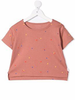Tiny Cottons футболка в горох SS21072