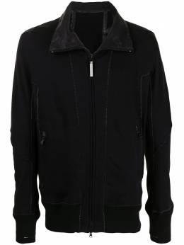 Isaac Sellam Experience куртка на молнии с воротником-воронкой INCONSTANTMOLLETON