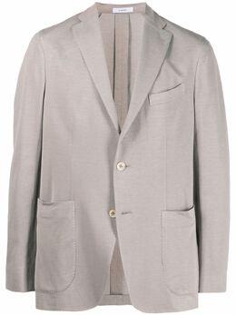 Boglioli single-breasted blazer N1302EBRC060