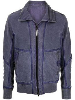 Isaac Sellam Experience куртка с воротником-воронкой INCONSTANTMOLLETON