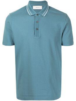 Cerruti 1881 рубашка поло с полосатым воротником C43H9TI06035