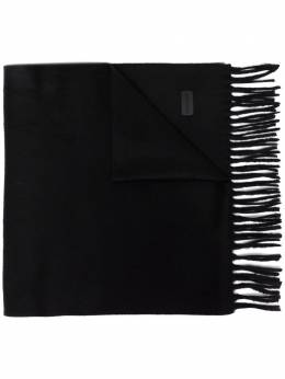 Saint Laurent knitted cashmere scarf 4609133Y201