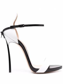 Casadei two-tone leather sandals 1L743S120HC1251