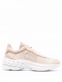 Casadei chain-link detail sneakers 2J899S0201T0270