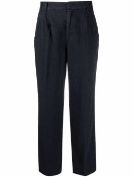 Aspesi high-waisted linen trousers H113C253