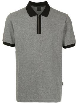 D'Urban рубашка поло с контрастным воротником D4150003I097