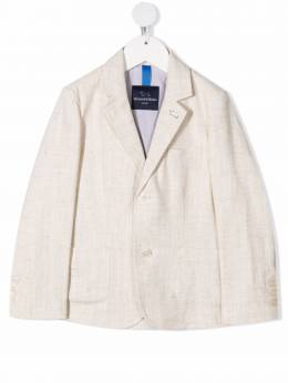Harmont & Blaine Junior single-breasted tailored blazer 212JK008