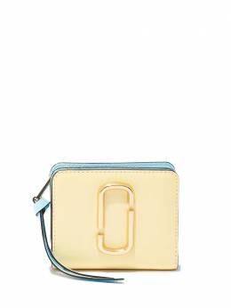 Marc Jacobs mini The Snapshot Compact wallet M0013360741