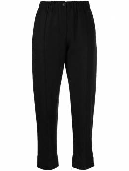 Tela high-waisted cropped trousers 140236010170