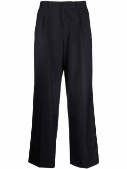 Our Legacy cotton wide-leg trousers M421BNC