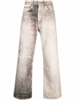 Our Legacy Third Cut digital-print jeans M22153D