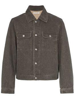 Our Legacy куртка-рубашка мешковатого кроя M2195MC