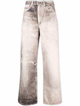 Our Legacy Full Cut digital-print jeans W2215FDP