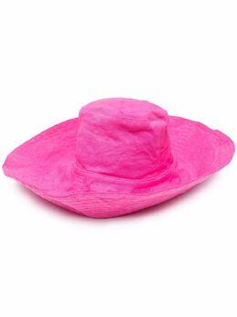 Forte_Forte wide brim cotton hat 8280myhat