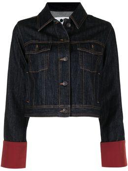 Ports 1961 укороченная джинсовая куртка PW121JJD51FCOU221