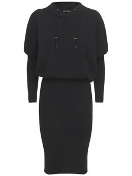 Платье Из Стрейч-кашемира Tom Ford 74IYAM011-TEI5OTk1