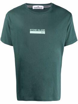 Stone Island футболка с логотипом 74152NS55