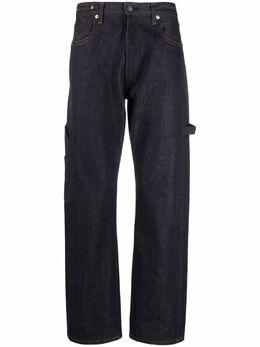 Junya Watanabe широкие джинсы из коллаборации с Levi Strauss WGP214051