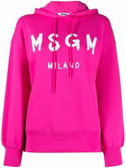 MSGM толстовка с логотипом 3042MDM188217499