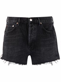 Agolde джинсовые шорты кроя слим A0261157