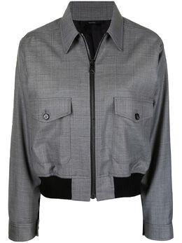 Paul Smith укороченная куртка на молнии W1R217JF01344