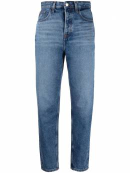 Tommy Hilfiger tapered high-waisted jeans DW0DW09599