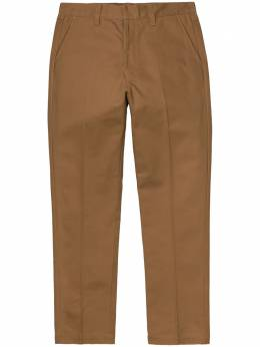 Wacko Maria прямые брюки из коллаборации с Carhartt WIP I0282290D900